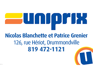 Uniprix BLanchette Grenier